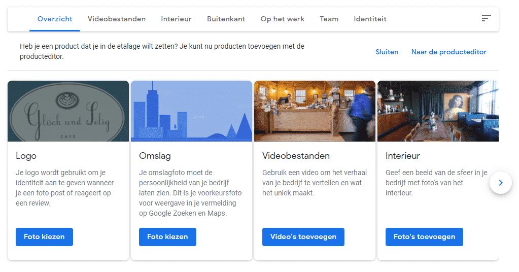 Google Mijn Bedrijf aanpassen voor meer verkoop kansen? 9