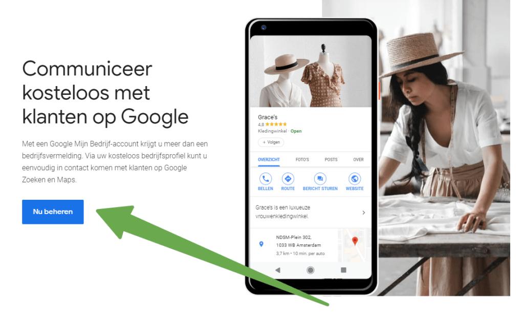 Google Mijn Bedrijf aanpassen voor meer verkoop kansen? 5