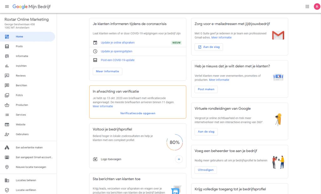 Google Mijn Bedrijf aanpassen voor meer verkoop kansen? 7
